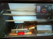SHOPSMITH MARK V WORKSHOP with Lathe, Shaper, Table Saw, 2 Blades, 2 Chucks